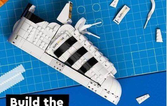补货啦!Adidas x LEGO SuperStar联名限量 定价$160!!买到赚到!!补货啦!Adidas x LEGO SuperStar联名限量 定价$160!!买到赚到!!
