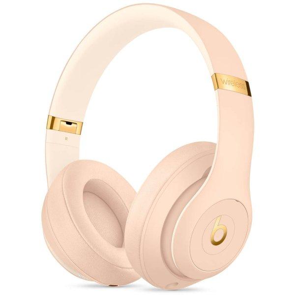 Solo3 蓝牙耳机 米白色