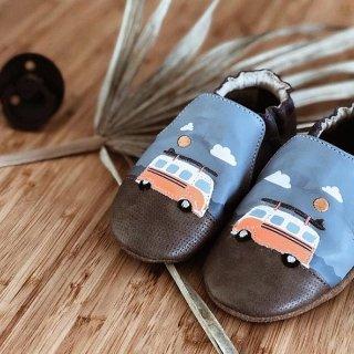 3折起Robeez  婴儿服饰鞋履促销 接近光脚感,适合学走路