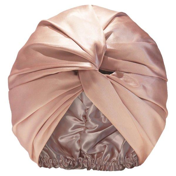 真丝头巾 - Pink
