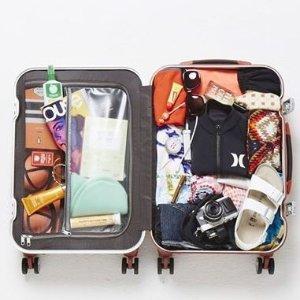 Last Day: Up to 50% OffSpring Travel Essentials @ Samsonite