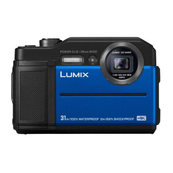 LUMIX TS7 2040W像素 四防相机