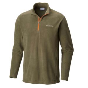 $19.98($34.99)+包邮Columbia Klamath Range男款抓绒衣低价收 仅橄榄绿可选