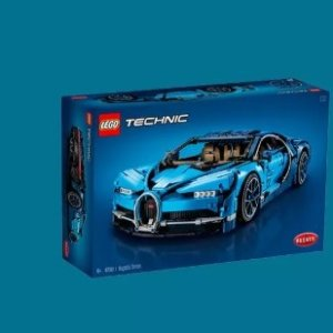 8折 收哈利波特系列今天截止:LEGO 精选拼接模型热卖