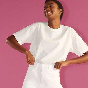 买2件立减$10 看晒货粉丝怎么搭Uniqlo U系列T恤限时促销 好评超多
