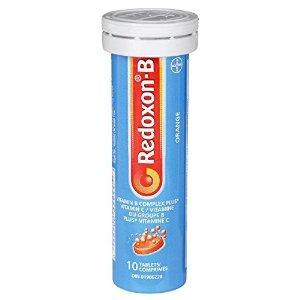 Bayer Redoxon 维生素B泡腾片