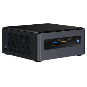 Intel NUC Mini Desktop (i5-8259U, 512GB SSD)