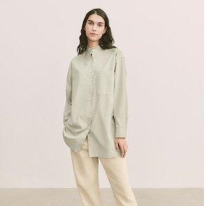 全面降价 $19.9入手廓形衬衫Uniqlo U系列春夏新款热卖 平价入手大牌设计