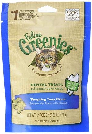 20% offSelect Feline Greenies Dental Treats for Cats on Sale @ Amazon