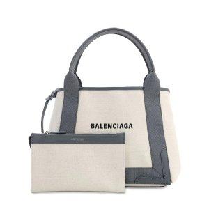 Balenciaga帆布手提包