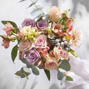 首单直减£10Bloom & Wild 精美鲜花直送 无门槛减额超划算