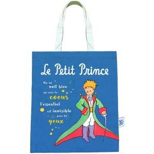 小王子蓝色购物袋 38 x 1 x 44 cm