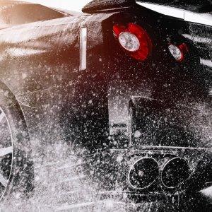 奢华细致内外洗车