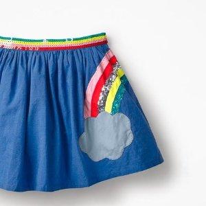 6折  包邮包退上新:Mini Boden 童装促销 比官网还便宜