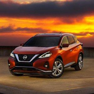 本月最高省$6000限时好价推荐 2020 Nissan Murano SUV