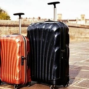 低至3.5折新秀丽、Heys 等耐用行李箱促销 30寸行李箱$80,新秀丽 28寸$120