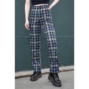 Brandy Melville格子裤
