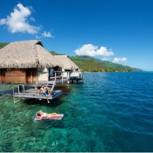 As Low as $15995-Night Tahiti Vacation with Air from Islands