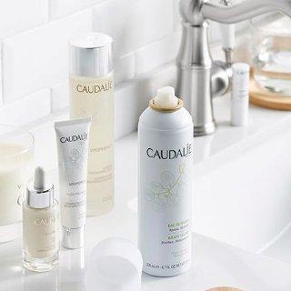 低至5折 提前入场独家:Caudalie 护肤品促销 收大葡萄喷雾、清洁面膜
