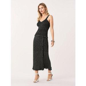 Diane von Furstenberg羊毛半身裙