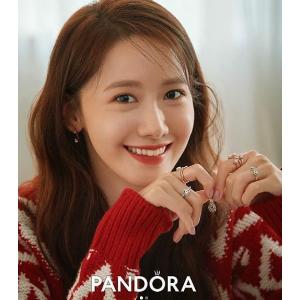 Pandora林允儿同款方钉开口戒指