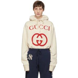 Guccilogo卫衣