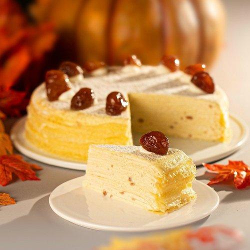感恩节专享 LADYM限量千层蛋糕(微众测)
