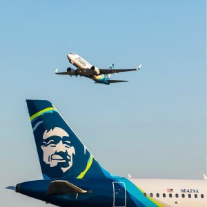 30% OffAlaska Airlines Spring Travel Discount