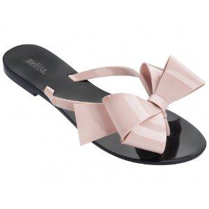 Melissa Harmonic Bow III蝴蝶结凉鞋