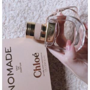 到手仅43欧 原价89欧 相当于其他家的5折CHLOE nomade女士香水50ml超值特价折上8折