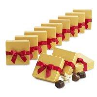 Godiva 巧克力小礼盒 4粒装 12盒