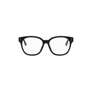 Dior素颜神器黑框眼镜