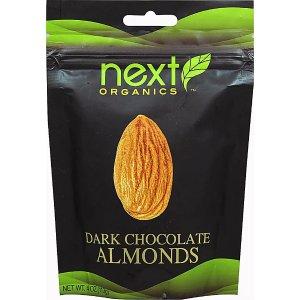 BOGO FreeDark Chocolate Almonds 3 Bag | Nuts & Seeds Products| Puritan's Pride