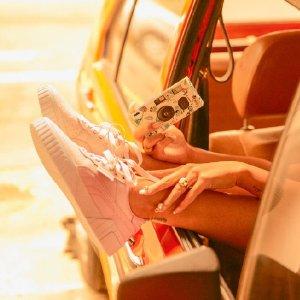 变相67折 封面款低至£47Puma 精选潮鞋热卖 收刘雯同款Cali新系列