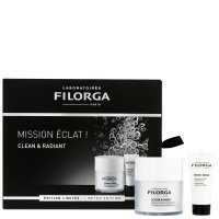 Filorga 注氧面部去角质50ml+十全大补15ml