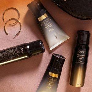 全场7.5折 €96收黄金护发套装Oribe 洗护发界的爱马仕热卖 收黄金修复系列 轻松拥有丝滑秀发