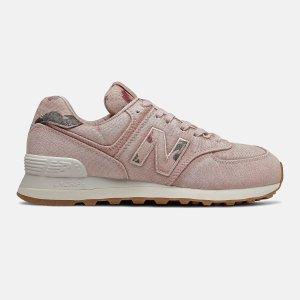 New Balance574 Stone Wash女鞋