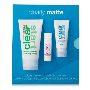Dermalogicaclearly matte kit