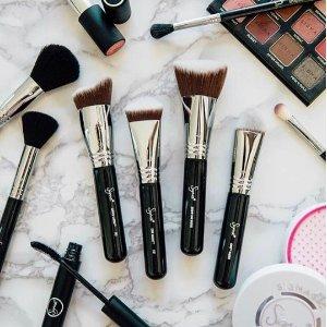低至4折+额外7.5折Sigma Beauty 全场化妆刷促销 入F80,超值套装