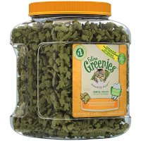 Greenies 鸡肉味猫咪洁牙零食 21oz