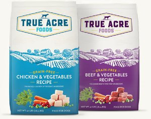 Buy 1 Get 1 Free First ItemTrue Acre Pet Food on Sale @ Chewy