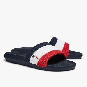 Lacoste东京奥运会同款-拖鞋