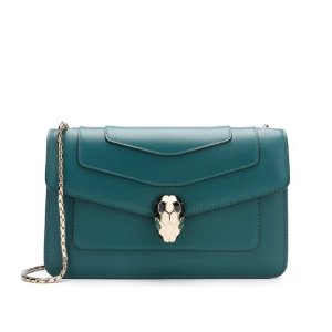 Bvlgari[Lowest Price] - Serpenti Forever Flap Cover