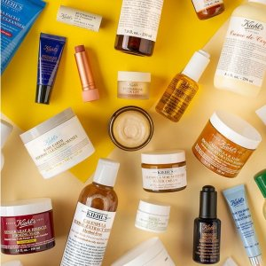 15% Off+ 40-Piece GiftEnding Soon: Saks Fifth Avenue Kiehl's Skincare Sale