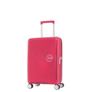 American Tourister玫红色行李箱