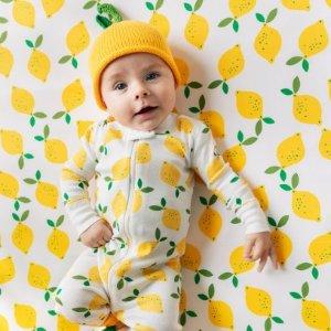 2.5折起+$49包邮折扣升级:Hanna Andersson 婴幼儿服饰年中大促