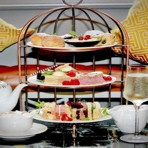£19.95起 尽享奢华下午茶体验Hilton 伦敦希尔顿帕丁顿酒店双人下午茶套餐甜蜜热卖
