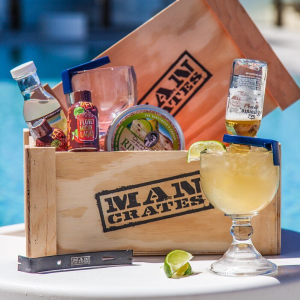 20% OffMan Crates Drinks Collection Limited Time Offer