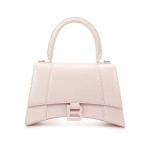 Balenciaga封面款,适合春天的小粉嫩Hourglass S 小号沙漏包