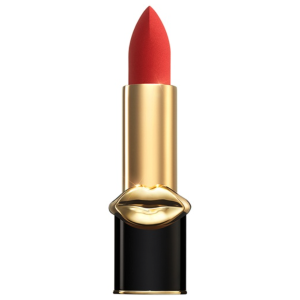 Pat McGrath Labs晒货同款~ 气场橘红色黑管哑光唇膏#obsessed!